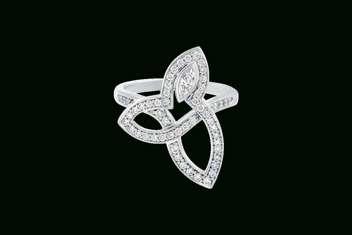Lily Clusterharry Winston | Harry Winston Pertaining To Harry Winston Engagement Rings (View 9 of 15)