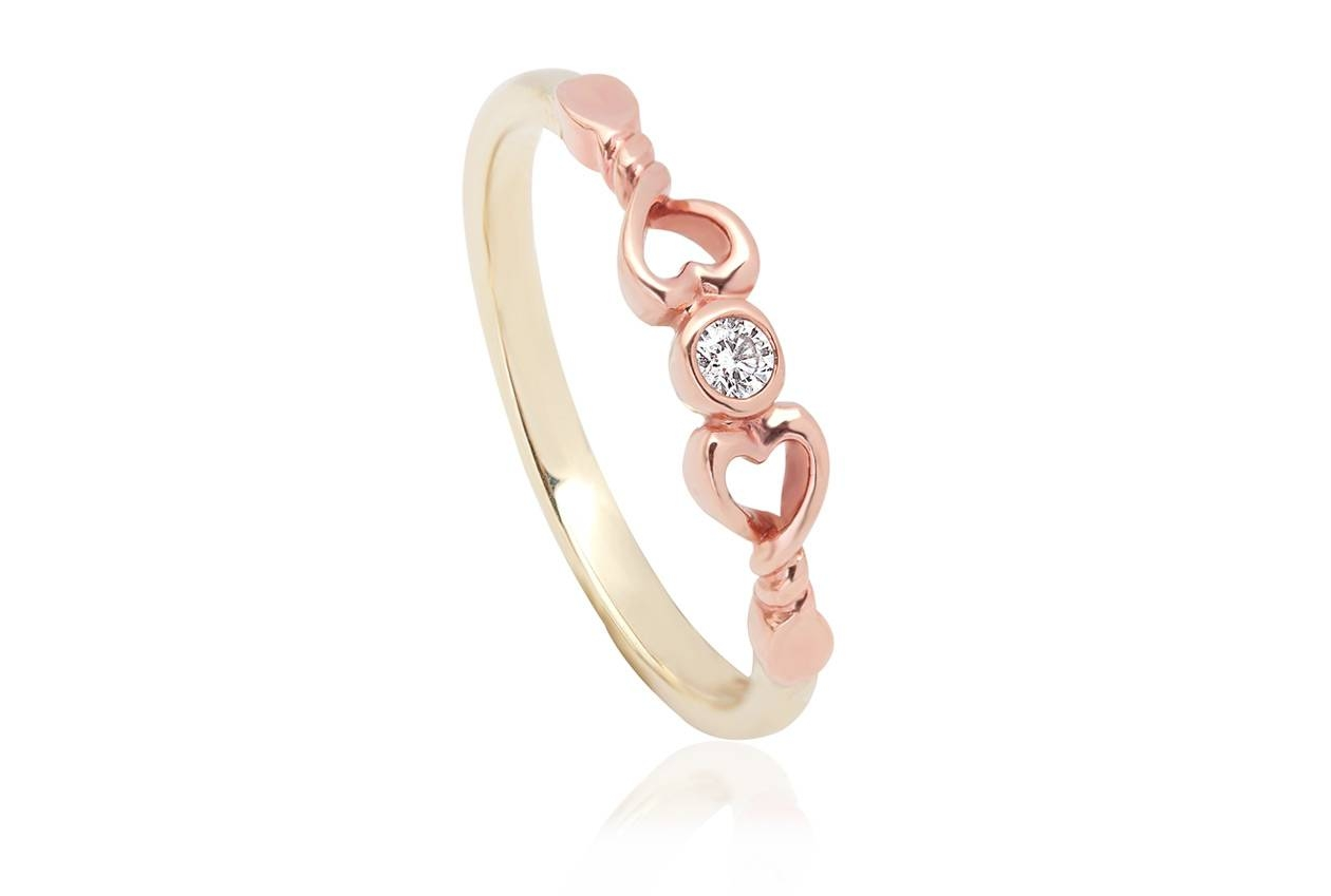 Lovespoons Ring | Lspr | Clogau Gold With Welsh Engagement Rings (Gallery 11 of 15)