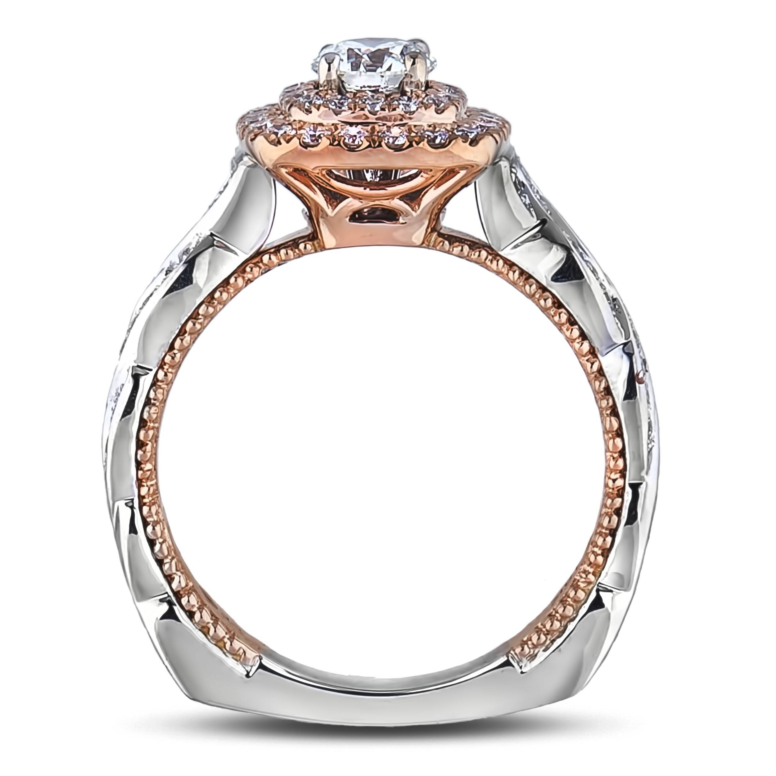 Lugaro | Engagement Ring With Regard To Certified Diamond Wedding Rings (View 6 of 15)