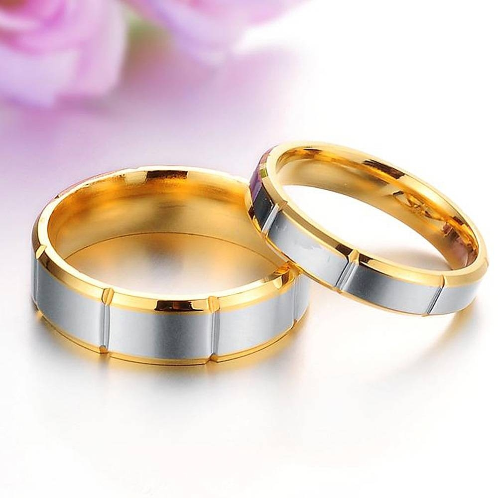 Featured Photo of Male And Female Matching Engagement Rings