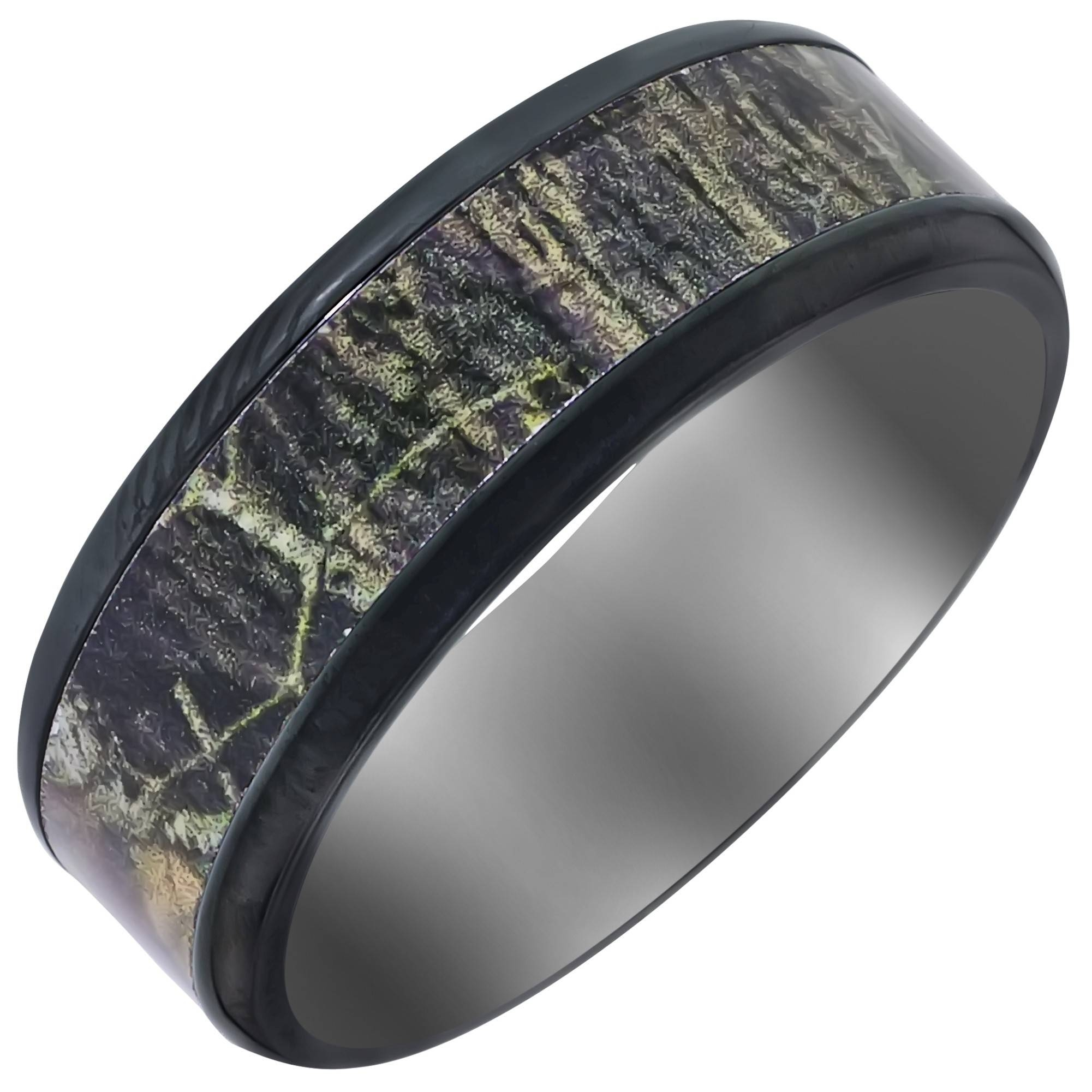 Masculine Wedding Rings Lovely Unique Wedding Bands Camo Wedding Intended For Masculine Wedding Rings (View 10 of 15)
