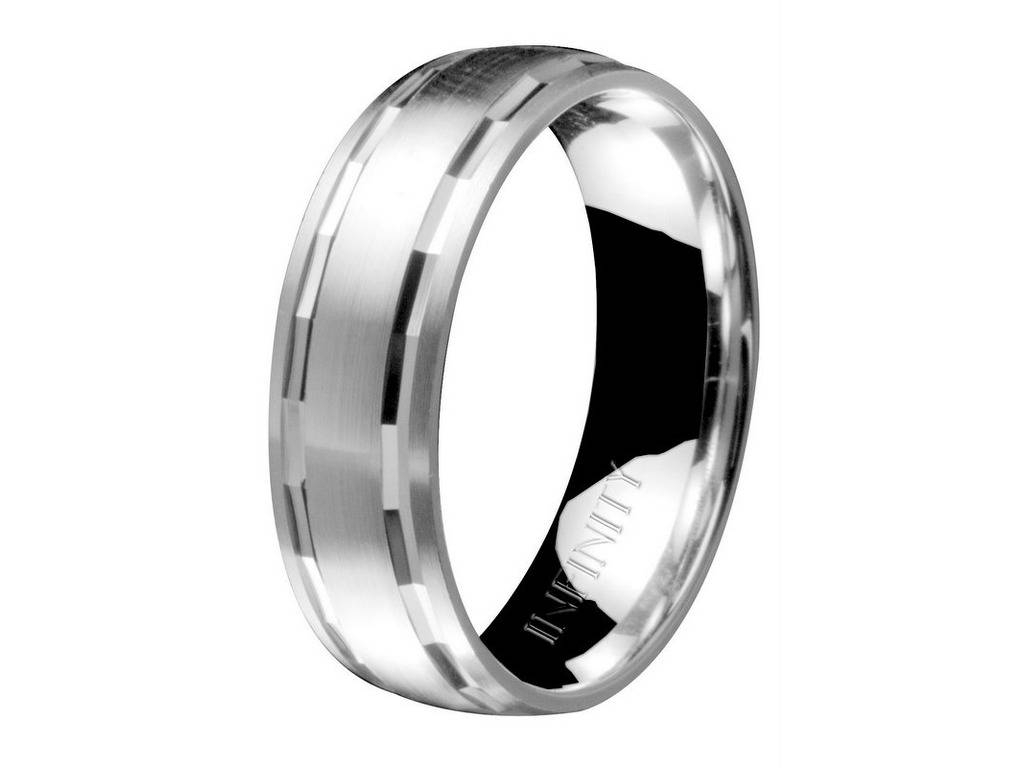 Men Platinum Wedding Ringwedwebtalks | Wedwebtalks With Platinum Wedding Rings For Him (Gallery 11 of 15)