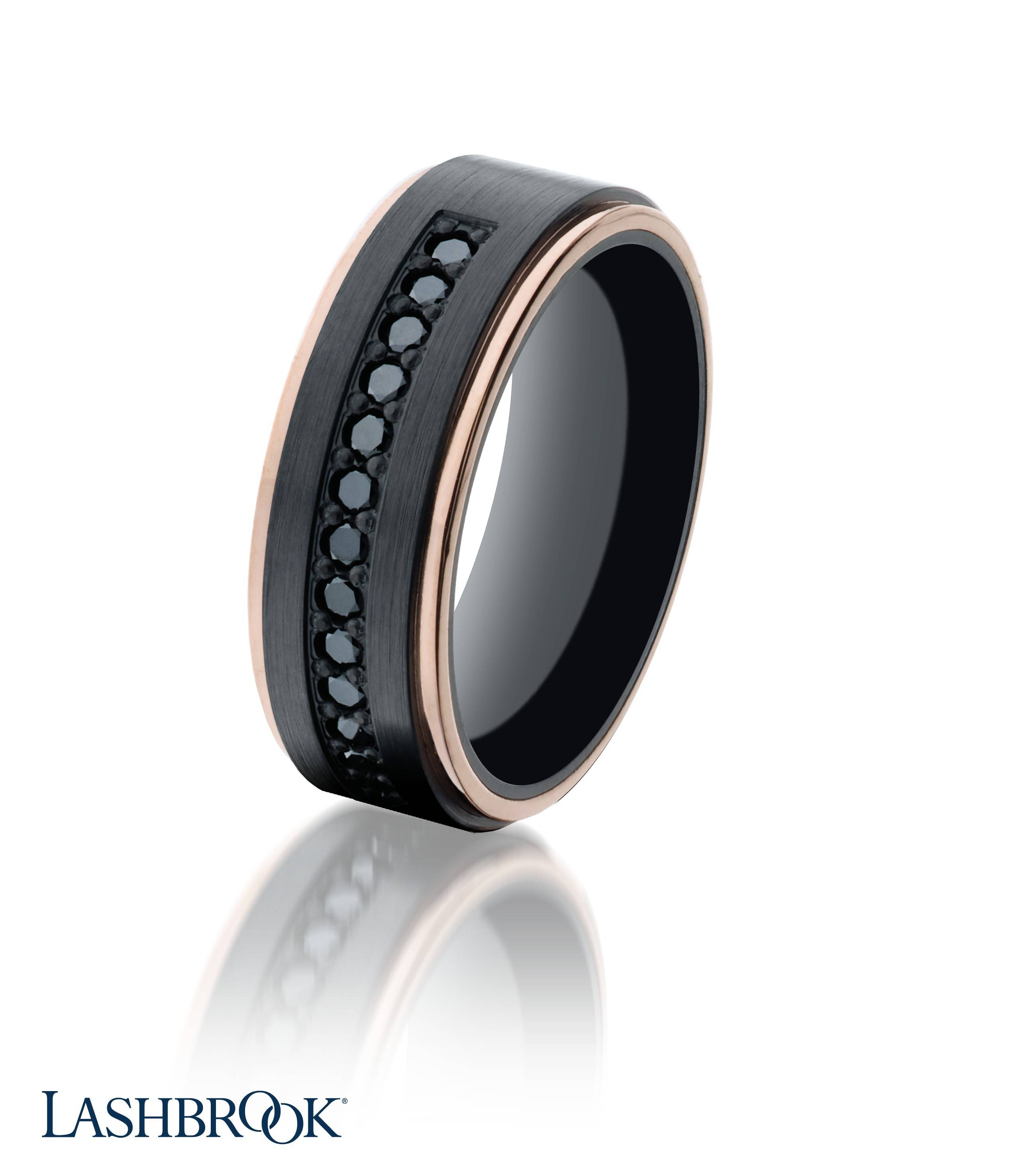 Mens Black Onyx Wedding Rings Best Of Mens 9Mm Wedding Bands For Black Onyx Wedding Bands (View 6 of 15)