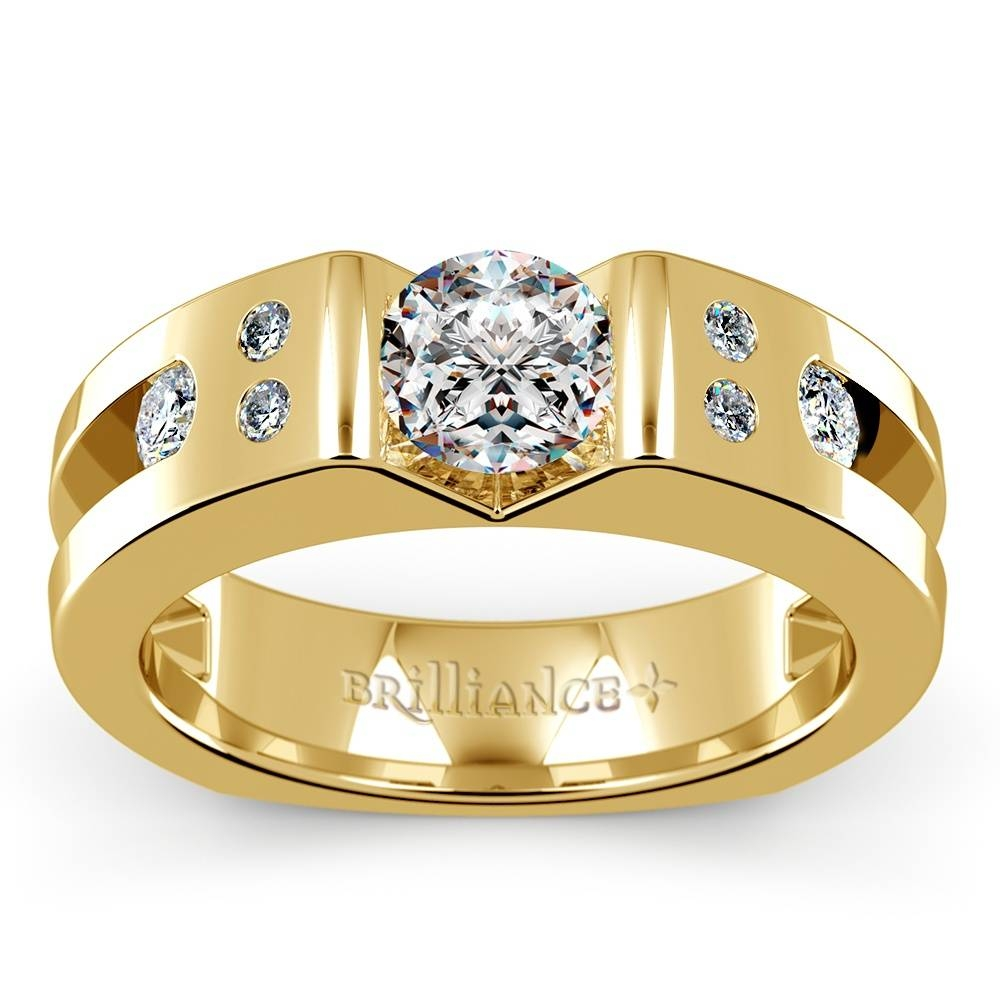 Mens Engagement Rings – Designer, Diamond & Custom Rings With Regard To Mens Engagement Rings Designs (View 9 of 15)