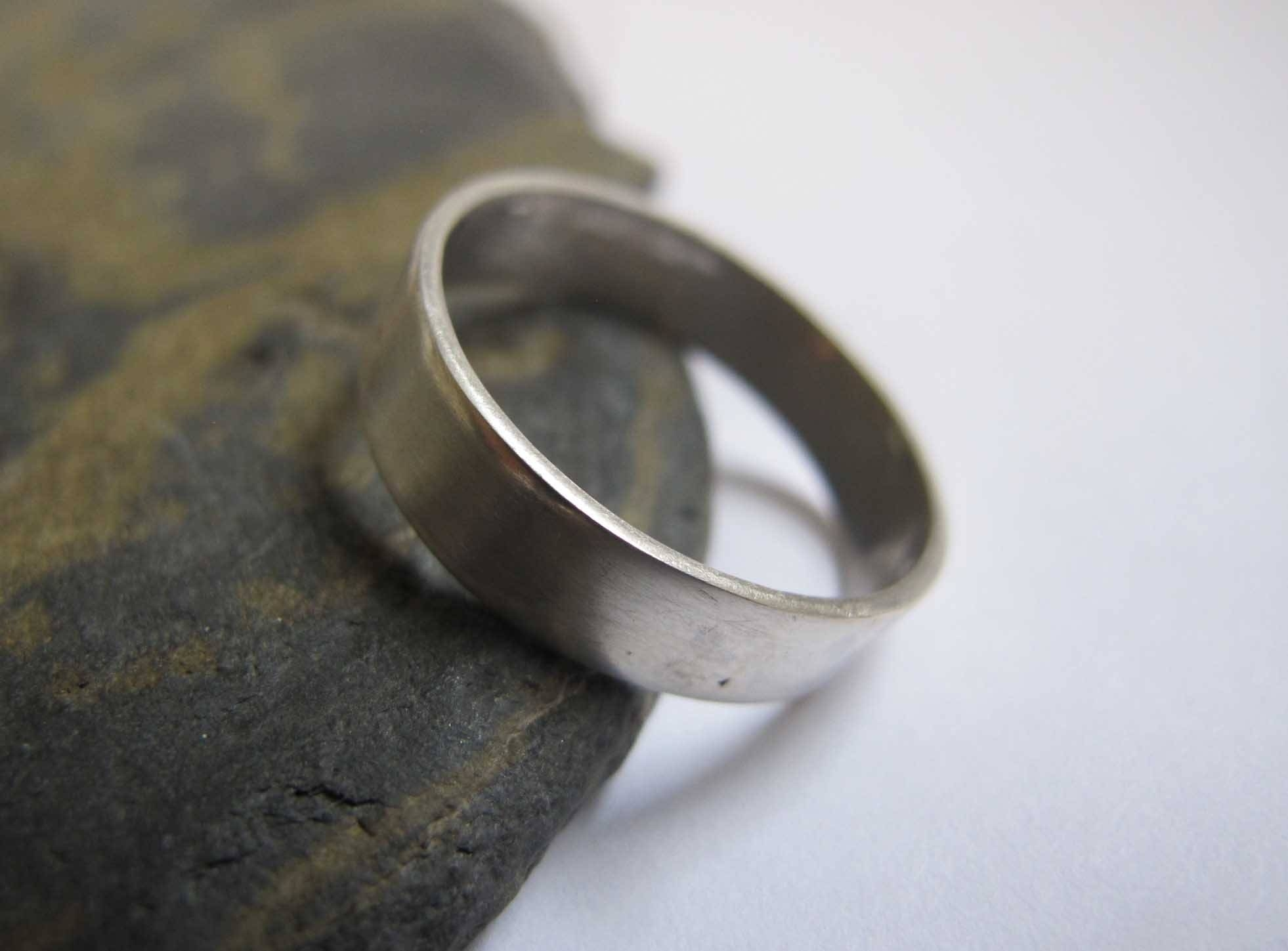 Men's Handmade Wedding Band Rings – London | London's Artist Quarter Pertaining To Handmade Men's Wedding Bands (View 5 of 15)