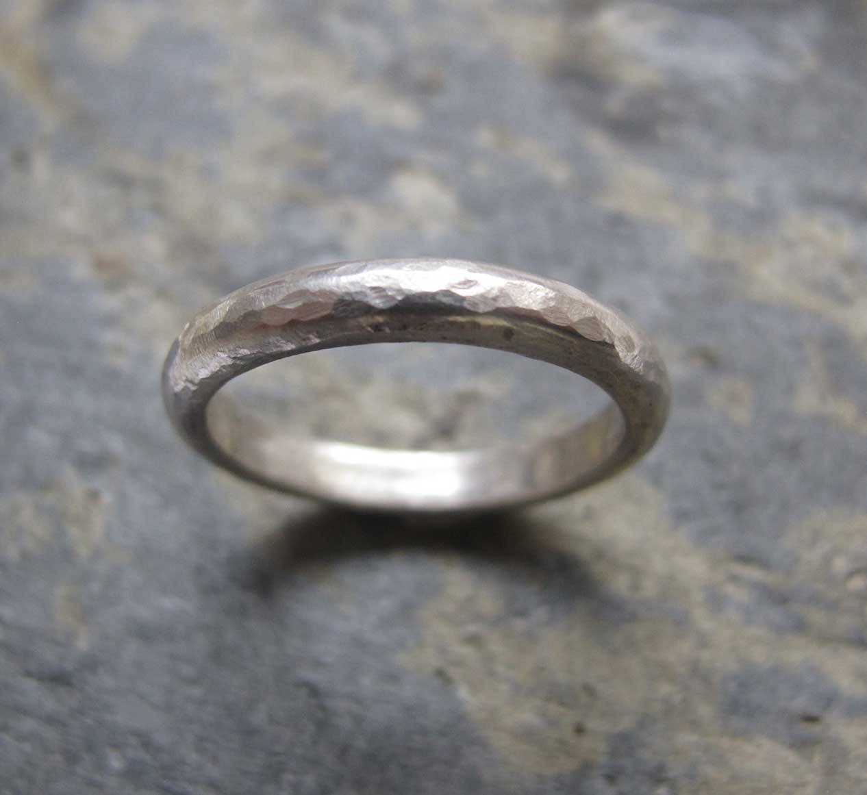 Men's Handmade Wedding Band Rings – London | London's Artist Quarter Within Mens Handmade Wedding Bands (View 14 of 15)
