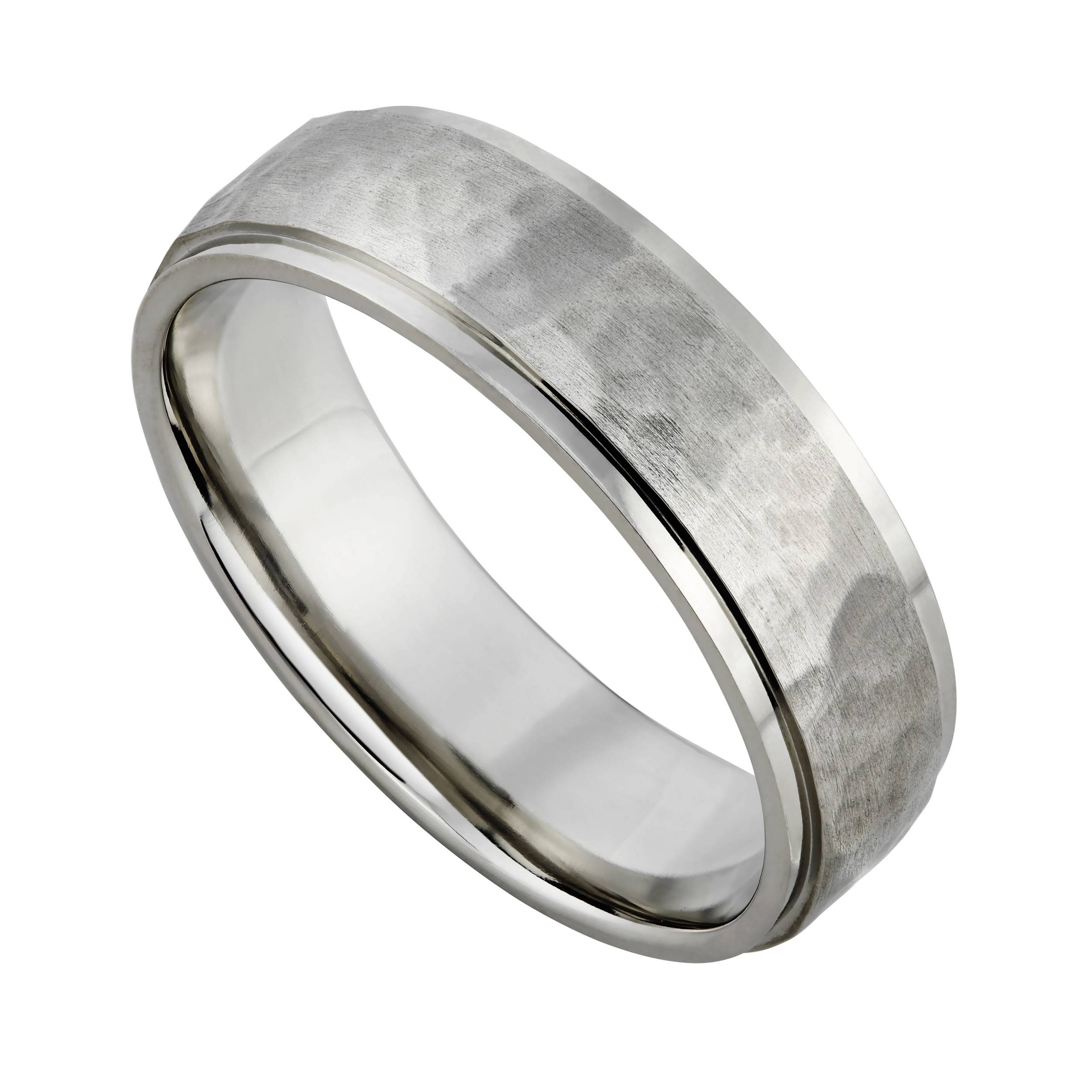 Men's Palladium 950 6Mm Ring Regarding Palladium Wedding Rings (Gallery 6 of 15)