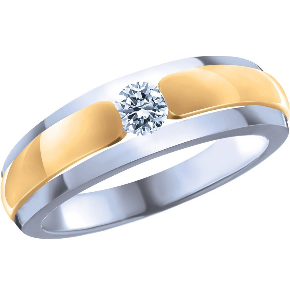 Mens Wedding Bands 2016: Coolest Ideas – Elasdress Intended For Small Diamond Wedding Bands (View 8 of 15)