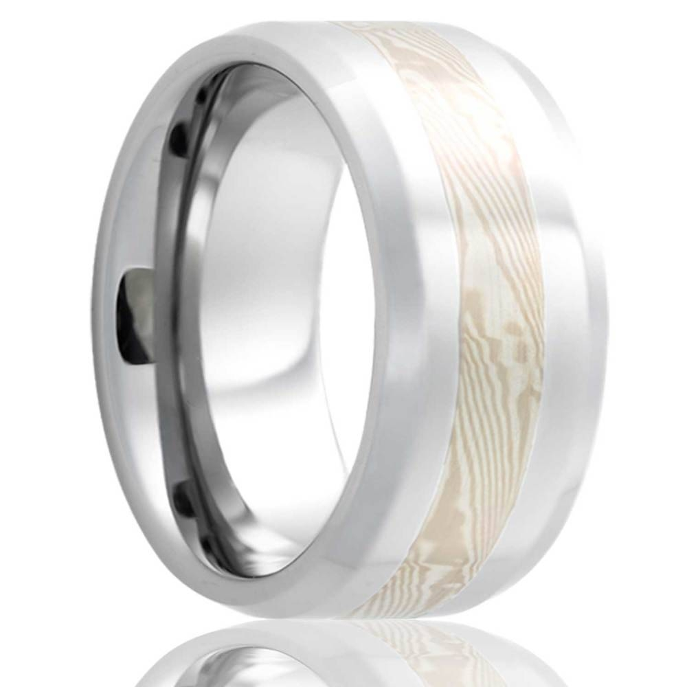Mens Wedding Bands — Ooh! Aah! Jewelry Inside Vitalium Wedding Bands (View 6 of 15)