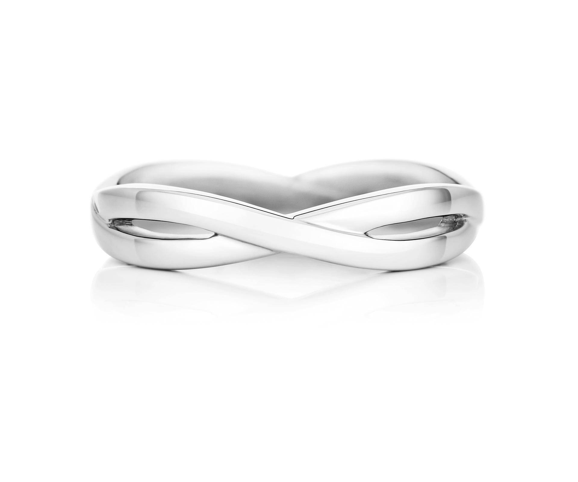 Men's Wedding Rings & Bands | De Beers Throughout Infinity Wedding Rings (View 11 of 15)