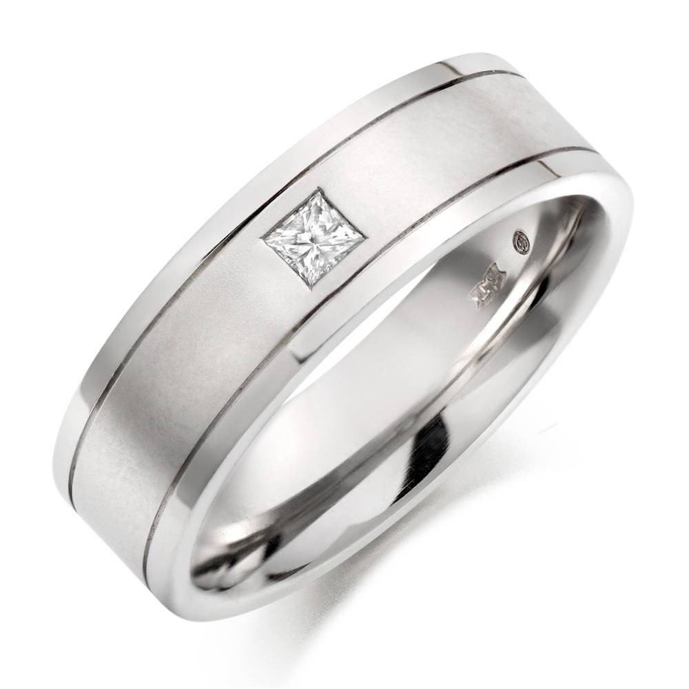 Mens Wedding Rings With Diamonds Platinum | Wedding, Promise Pertaining To Mens Wedding Rings With Diamonds (Gallery 15 of 15)