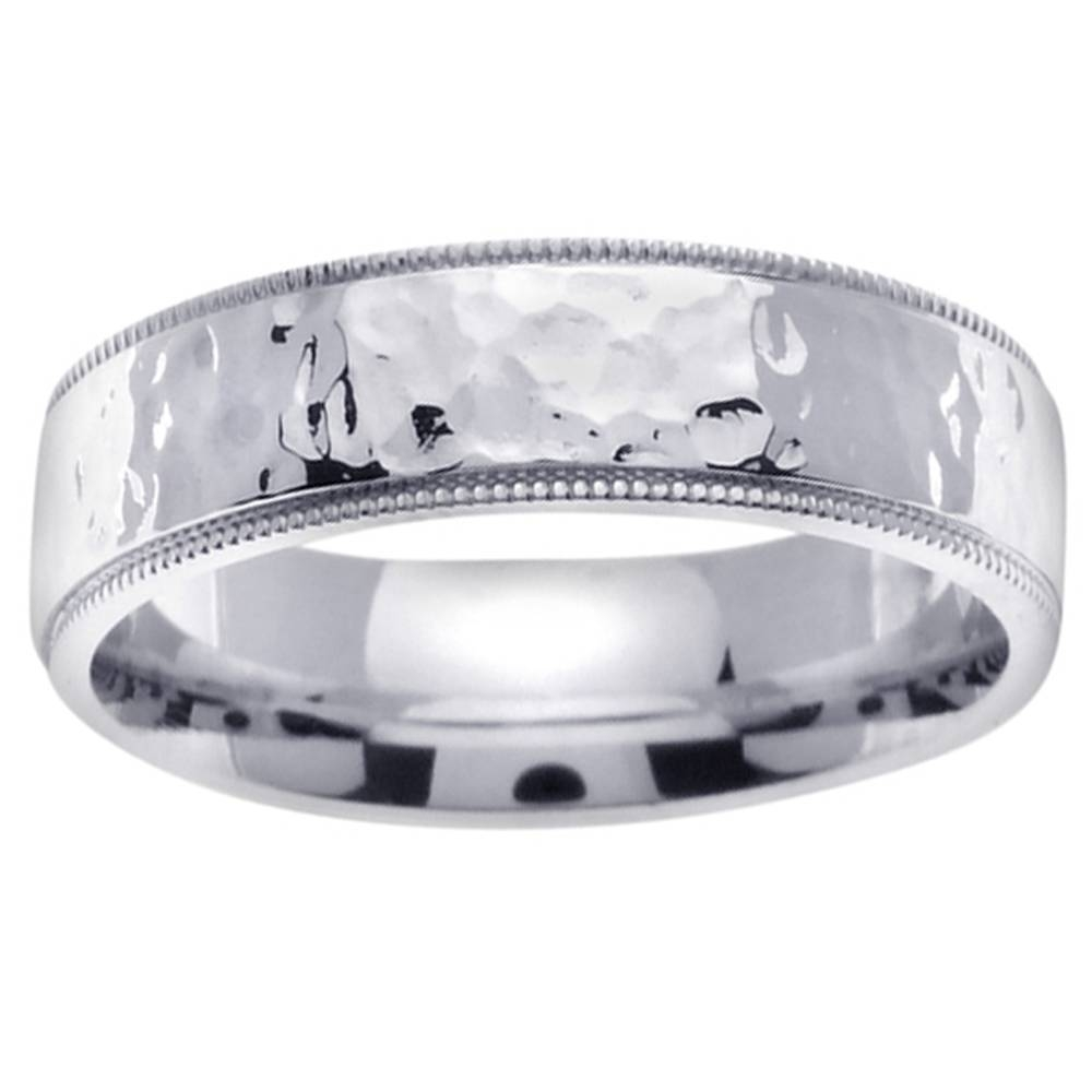 Featured Photo of Overstock Mens Wedding Bands