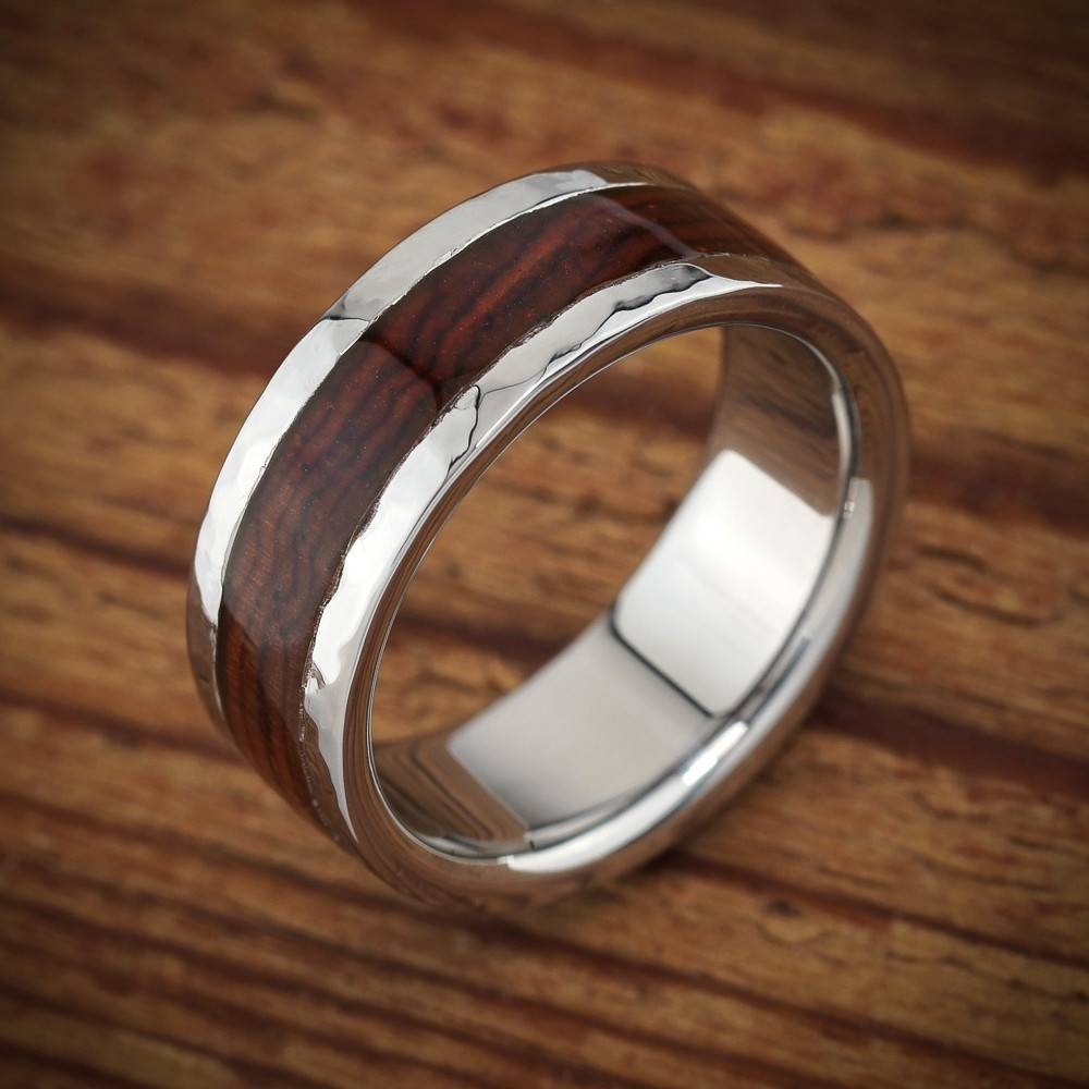 Mens Wooden Wedding Bands As Alternative Rings With Mens Wooden Wedding Bands (View 14 of 15)