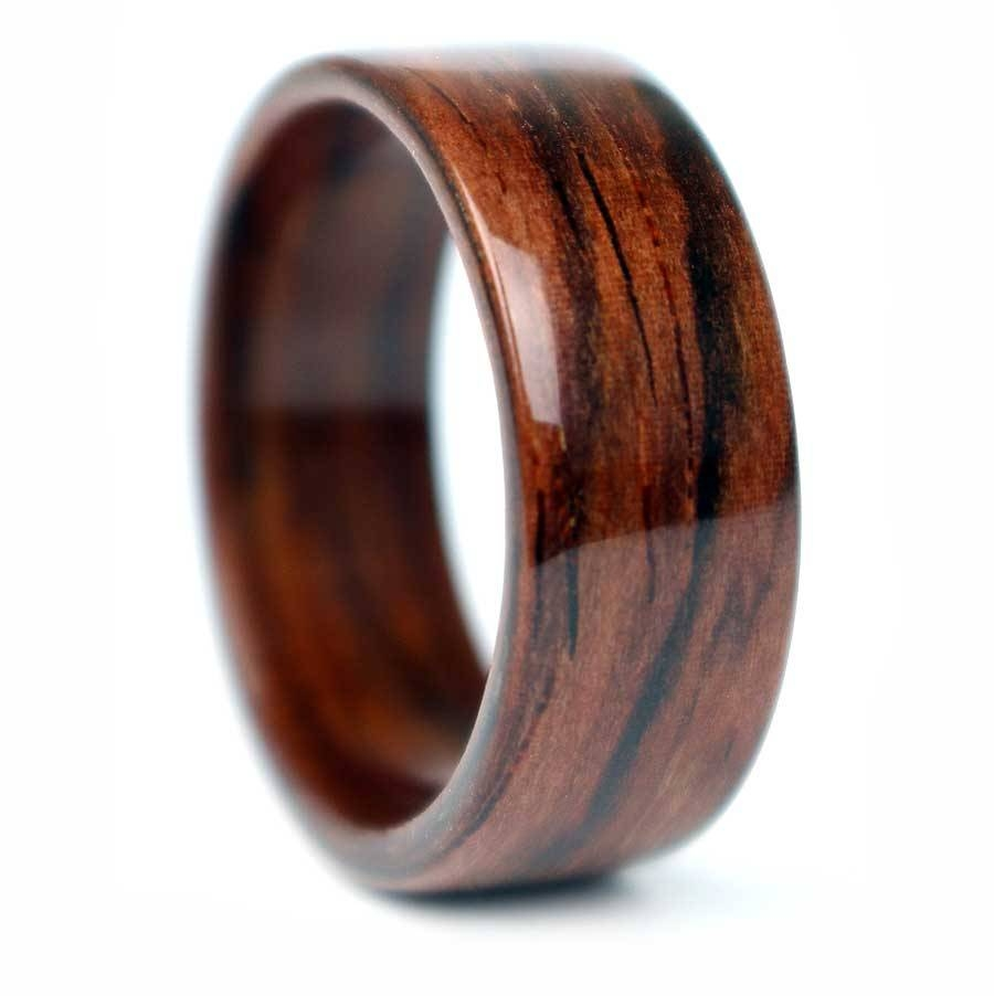 Mens Wooden Wedding Rings | Wedding, Promise, Diamond, Engagement In Mens Wooden Wedding Bands (View 2 of 15)