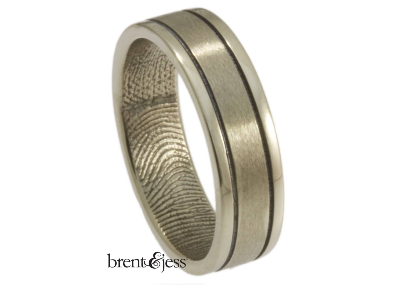 Featured Photo of Masculine Wedding Rings