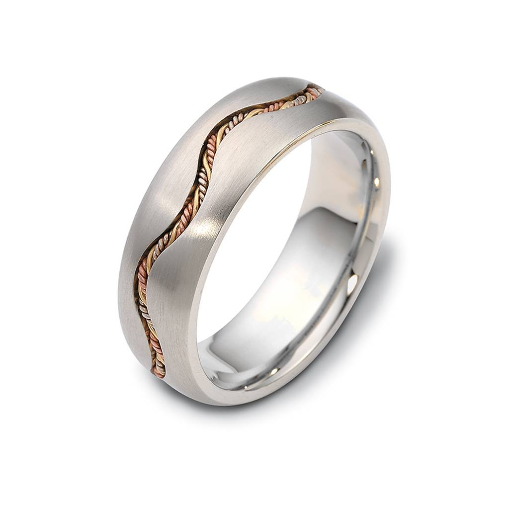 Modern Wedding Rings | Contemporary Wedding Rings | Timeless Inside Modern Design Wedding Rings (View 10 of 15)