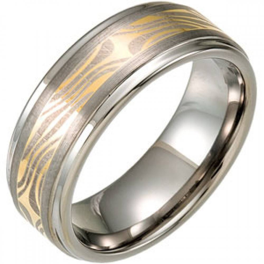 Mokume Gane Wedding Band Regarding Mokume Mens Wedding Bands (View 12 of 15)