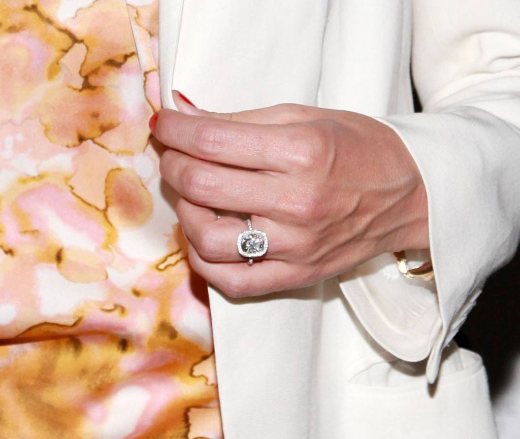 Photo Gallery of Molly Sims Wedding Rings (Viewing 10 of 15 Photos)