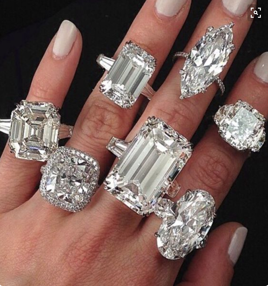Multiple Wedding Rings – Thoughts? – Weddingbee In Multiple Wedding Bands (View 11 of 15)