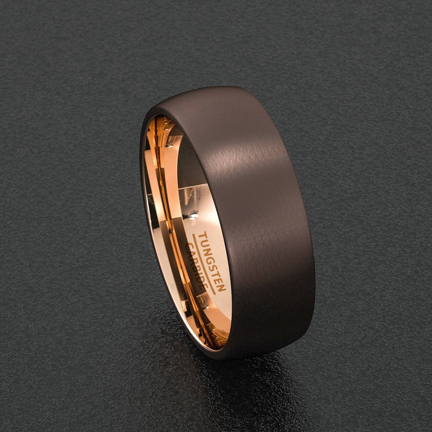 Non Metal Wedding Rings For Men Inspirational Wedding Rings With Non Metal Mens Wedding Bands (View 8 of 30)