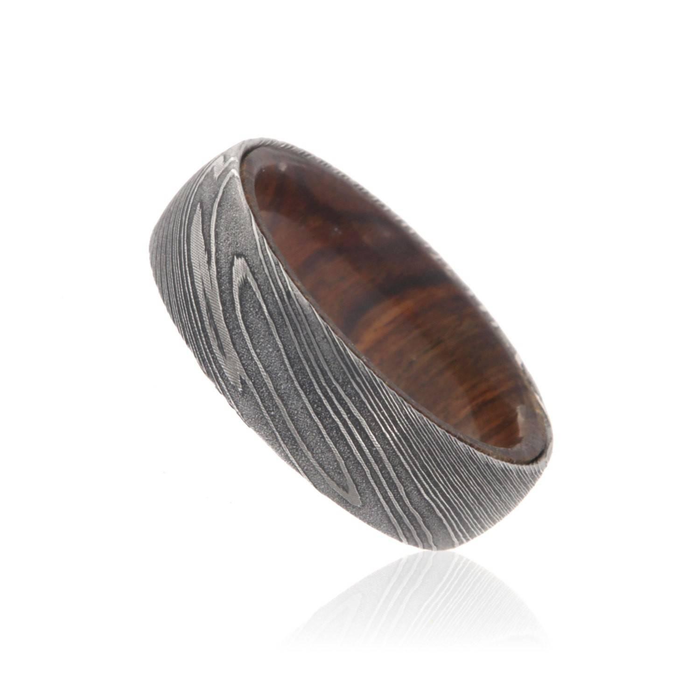 Non Metal Wedding Rings For Men Inspirational Wedding Rings Within Non Metal Wedding Bands (Gallery 1 of 15)
