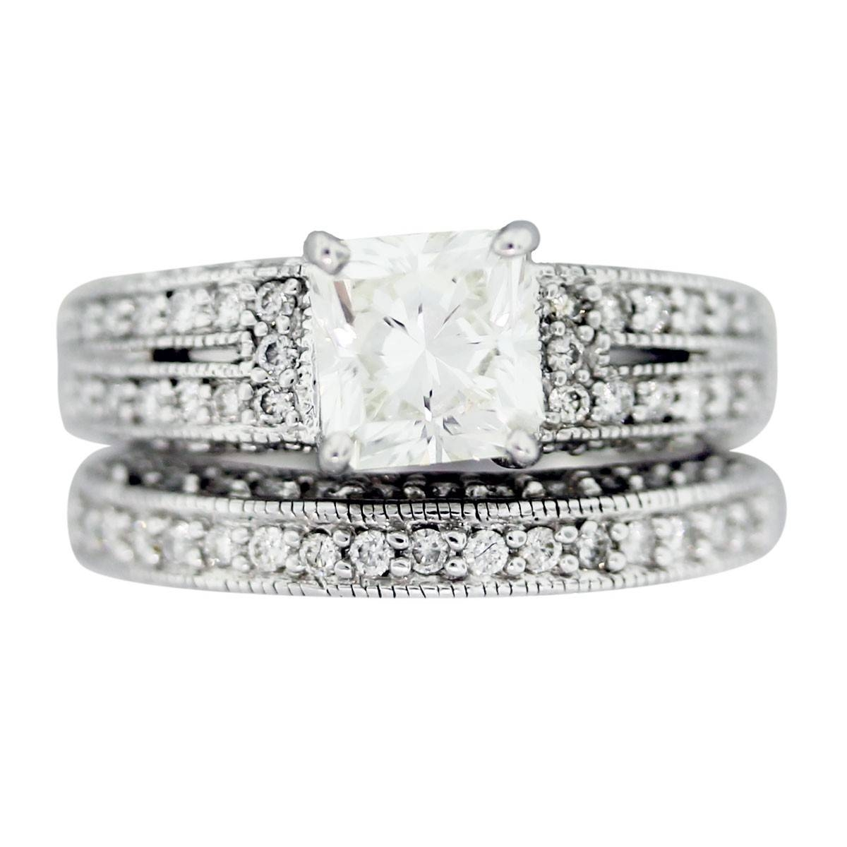 Non Traditional Wedding Rings Intended For Traditional Style Engagement Rings (View 3 of 15)