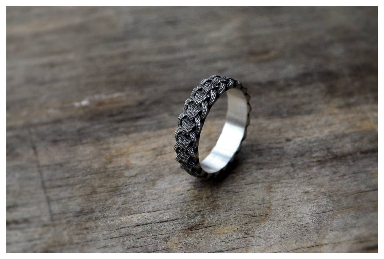 Norse Viking Mens Ring Scandinavian Norse Jewelry Intended For Norse Engagement Rings (View 6 of 15)