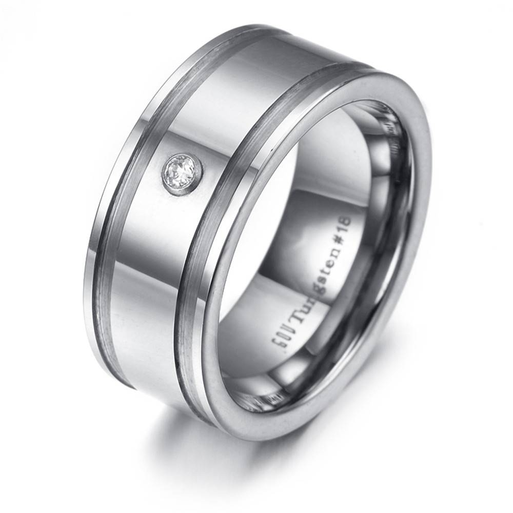 Online Buy Wholesale 10Mm Tungsten Ring From China 10Mm Tungsten For Mens 10Mm Tungsten Wedding Bands (View 9 of 15)