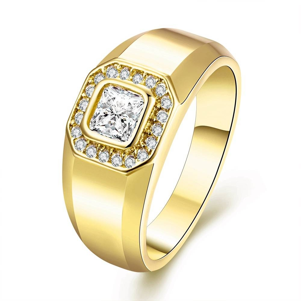 Online Buy Wholesale 24K Gold Wedding Ring From China 24K Gold In 24K Gold Wedding Rings (View 14 of 15)