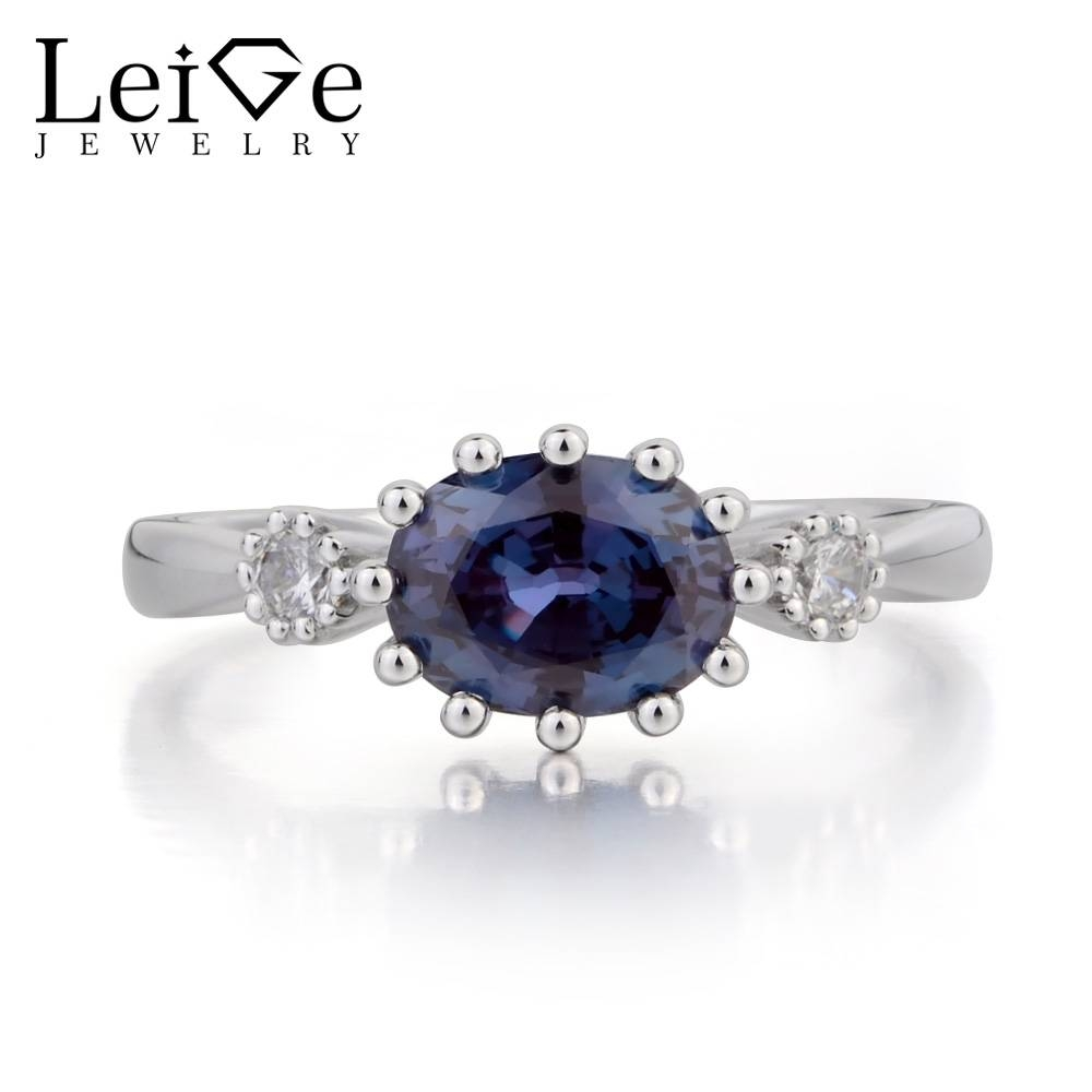 Online Buy Wholesale Birthstones June Alexandrite From China Pertaining To June Birthstone Engagement Rings (Gallery 15 of 15)