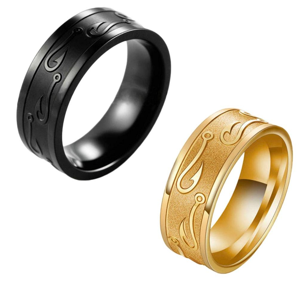 Online Buy Wholesale Fish Wedding Ring From China Fish Wedding For Fish Hook Wedding Rings (View 12 of 15)