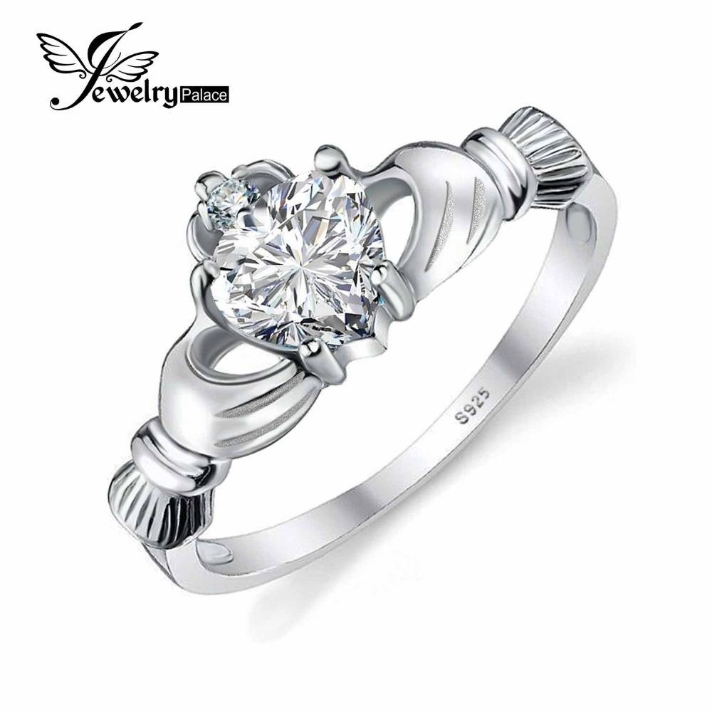 Online Buy Wholesale Irish Engagement Rings From China Irish Throughout Irish Engagement Rings Claddagh (View 11 of 15)