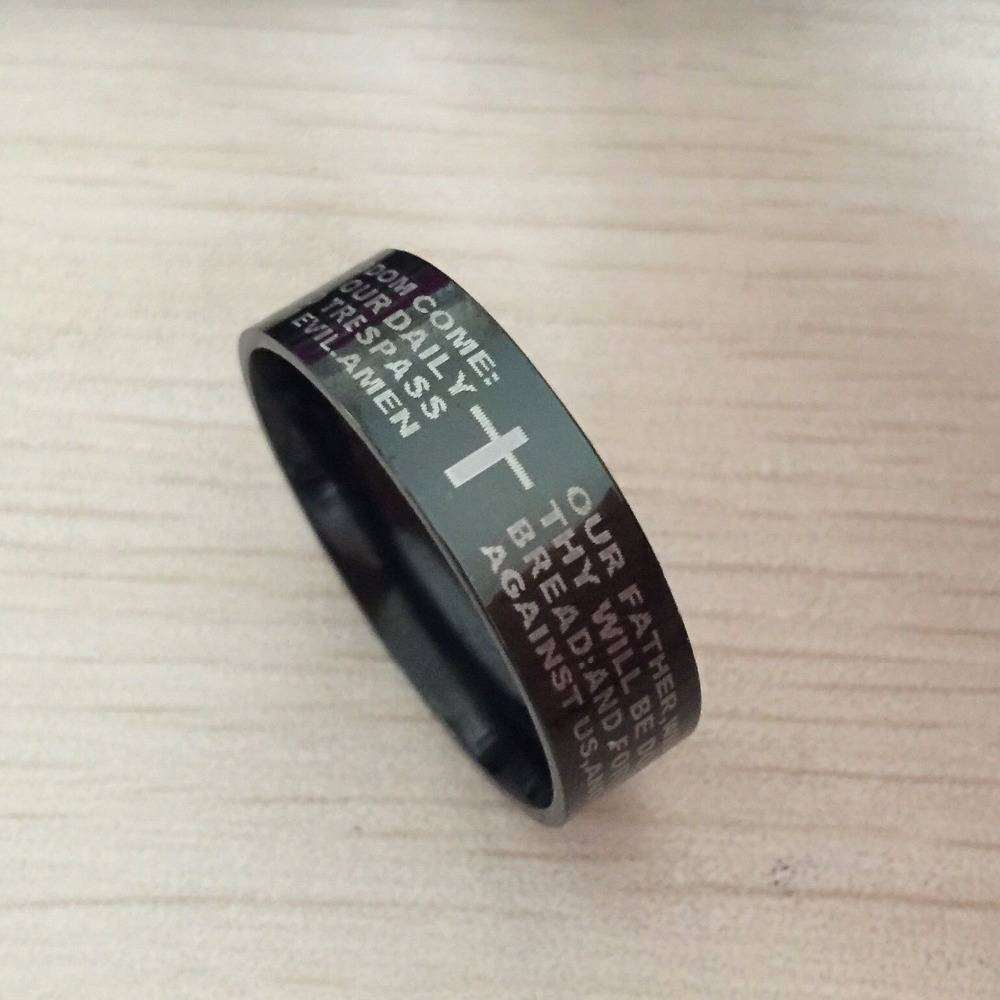 Online Buy Wholesale Lord Of The Rings From China Lord Of The Regarding Titanium Lord Of The Rings Wedding Bands (View 12 of 21)