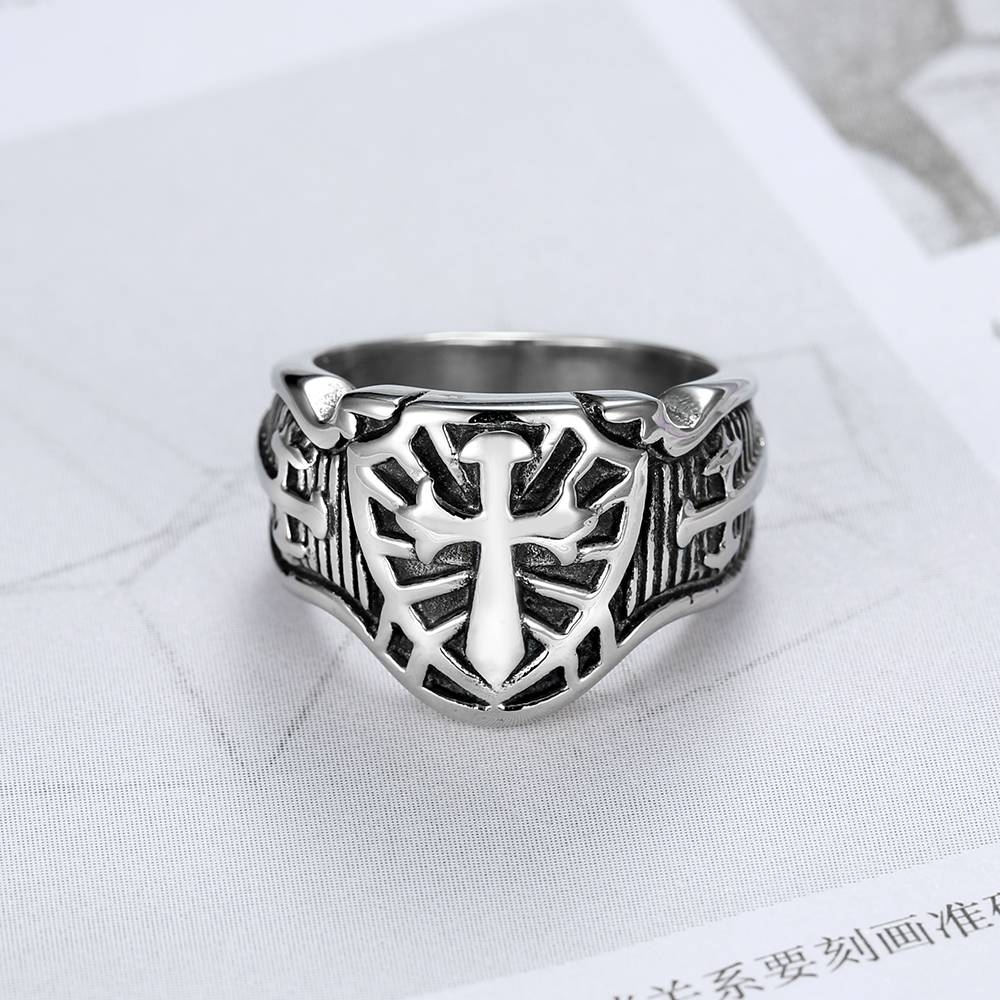 Online Buy Wholesale Medieval Wedding Jewelry From China Medieval Pertaining To Medieval Style Engagement Rings (View 9 of 15)
