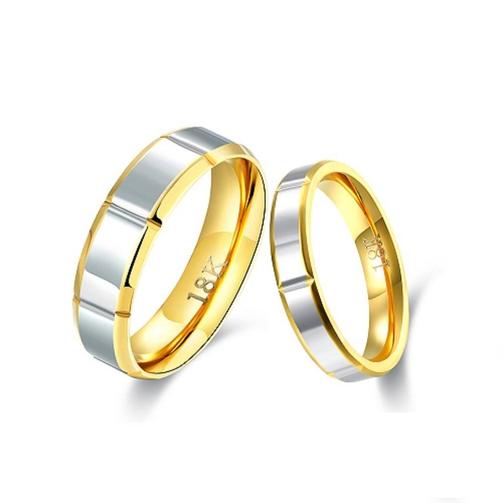 Online Buy Wholesale Pair Wedding Rings From China Pair Wedding With Regard To Pair Wedding Rings (View 7 of 15)