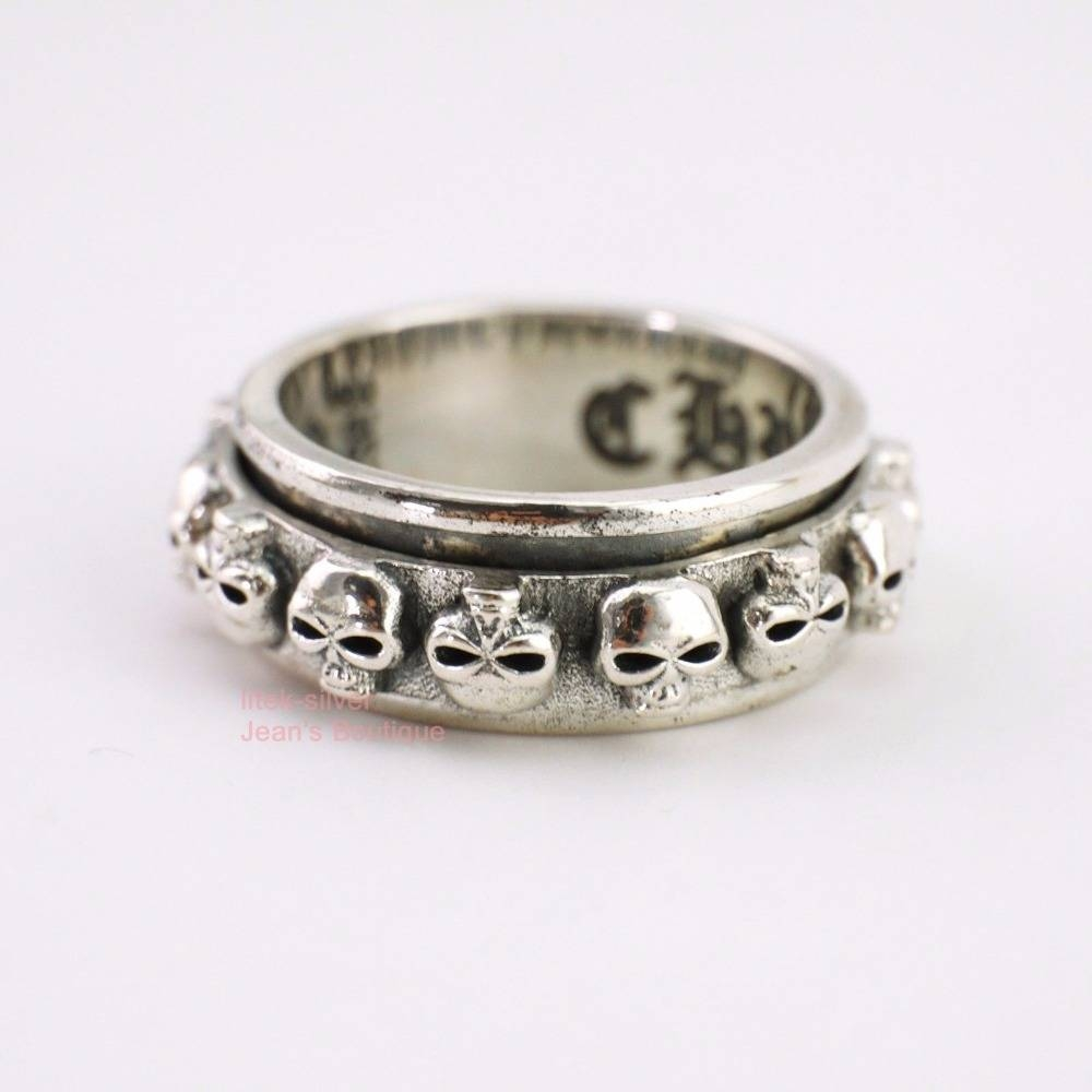 Online Buy Wholesale Spinning Rings Men From China Spinning Rings Within Spinning Mens Wedding Bands (View 11 of 15)