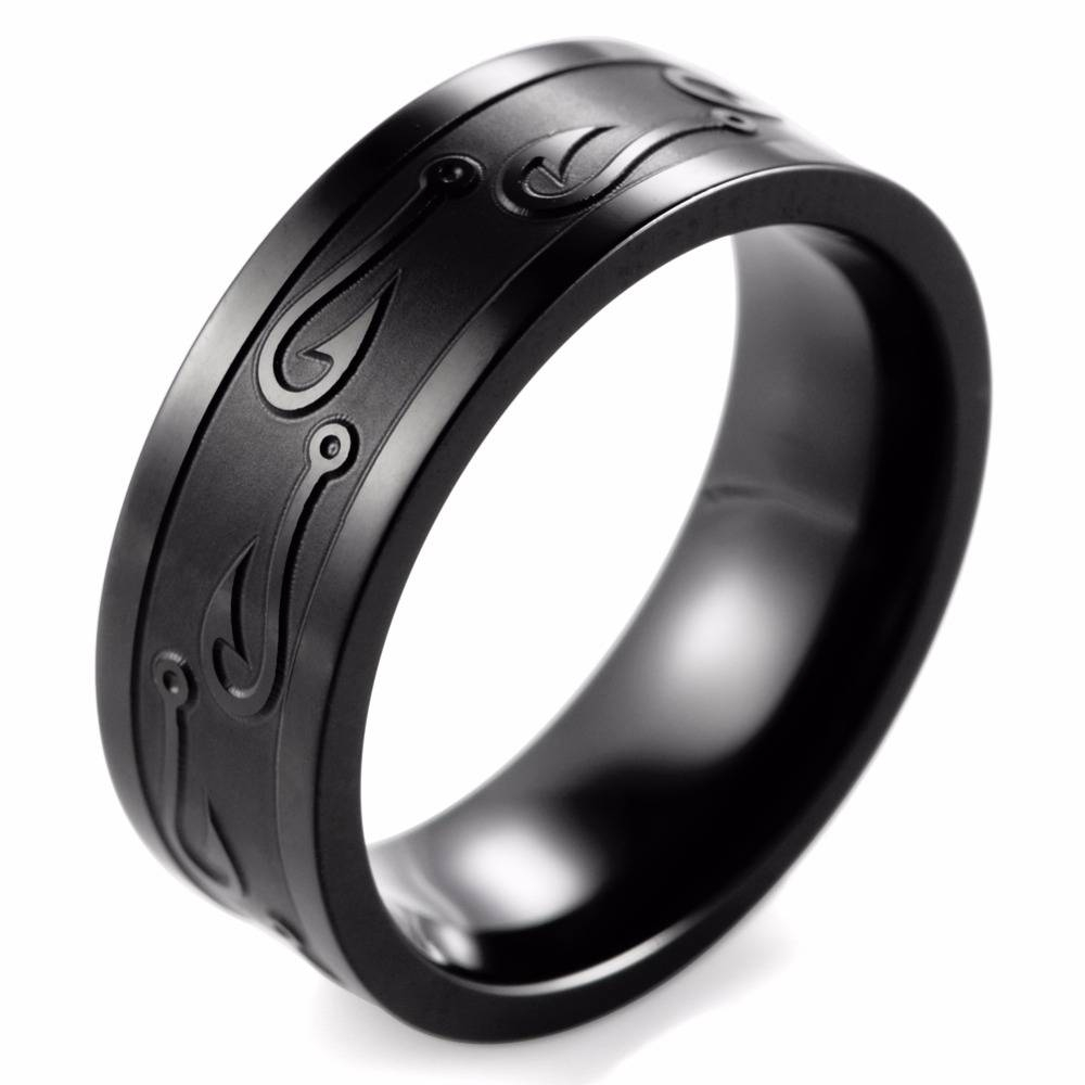 Online Buy Wholesale Wedding Bands From China Wedding Bands Regarding Men's Hunting Wedding Bands (View 10 of 15)