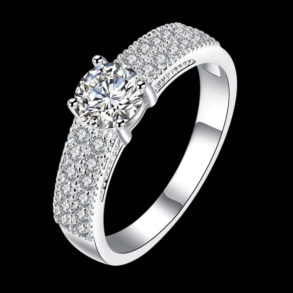 Online Get Cheap Bling Bling Wedding Rings  Aliexpress Regarding Bling Wedding Rings (View 11 of 15)