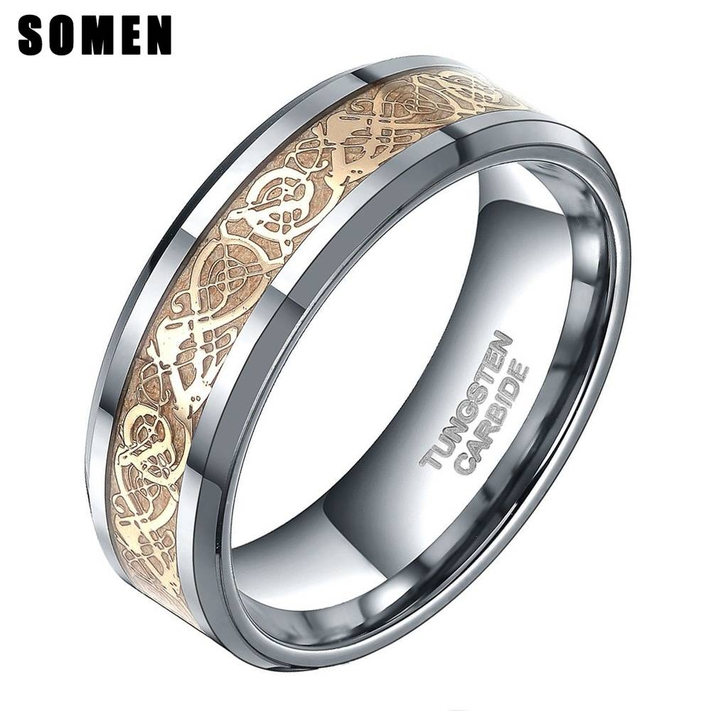 Online Get Cheap Celtic Mens Rings  Aliexpress | Alibaba Group Pertaining To Celtic Engagement Rings For Men (View 11 of 15)