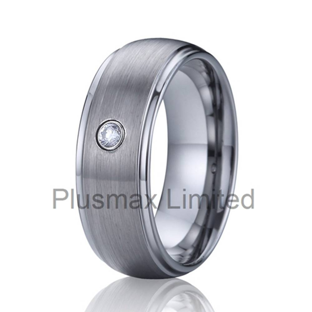 Online Get Cheap Cheap Mens Diamond Wedding Bands  Aliexpress Within Cheap Men's Diamond Wedding Bands (View 6 of 15)