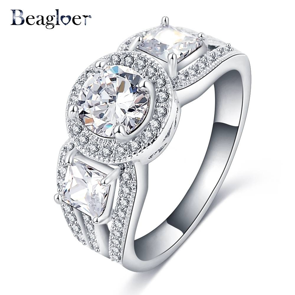 Online Get Cheap Engagement Rings Style  Aliexpress | Alibaba Throughout Novelty Engagement Rings (View 12 of 15)