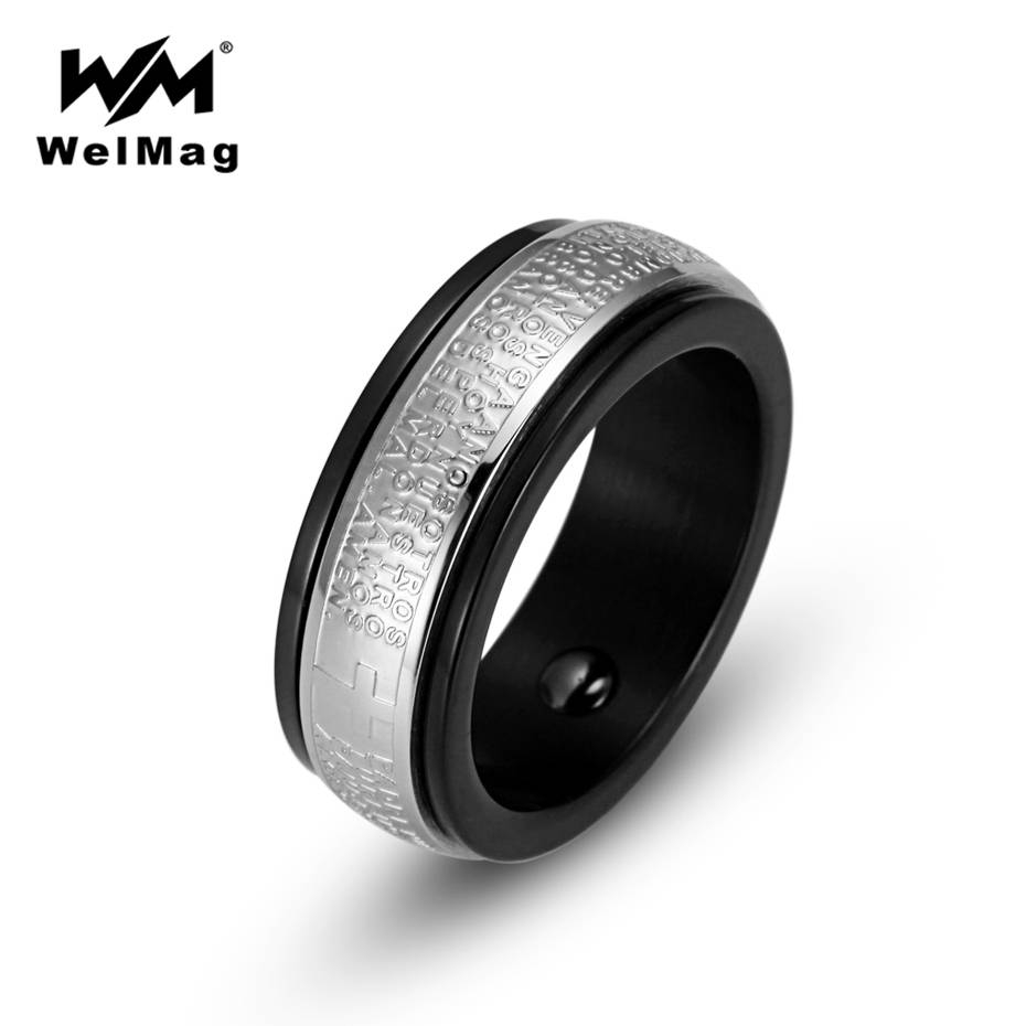 Online Get Cheap Hematite Wedding Rings  Aliexpress | Alibaba For Hematite Wedding Bands (View 8 of 15)