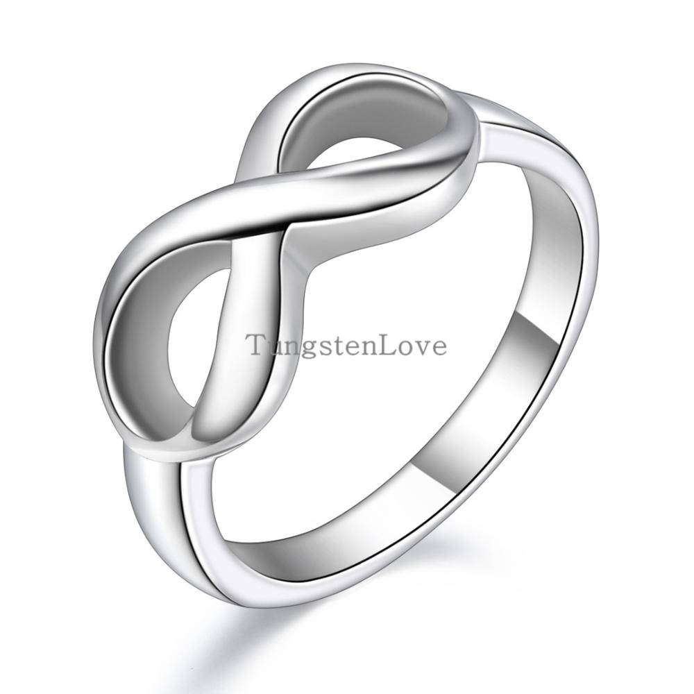 Online Get Cheap Infinity Symbol Ring  Aliexpress | Alibaba Group Regarding Infinity Symbol Wedding Rings (View 11 of 15)
