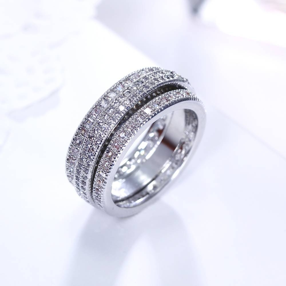Online Get Cheap Jewellery Ring Designs  Aliexpress | Alibaba For Red String Of Fate Wedding Rings (View 7 of 15)