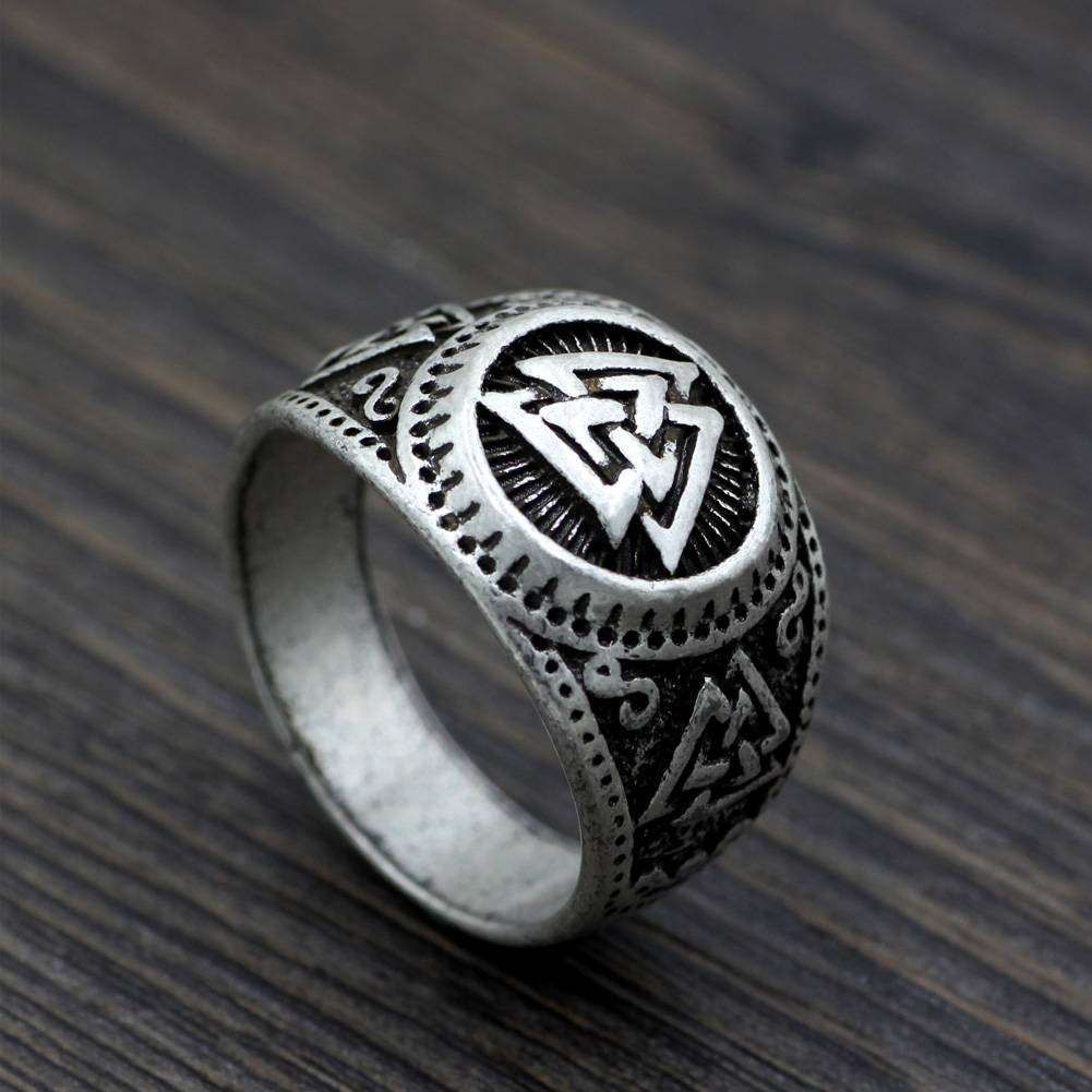 Online Get Cheap Mens Rings Size 10.5  Aliexpress | Alibaba Group Intended For Norse Engagement Rings (Gallery 12 of 15)
