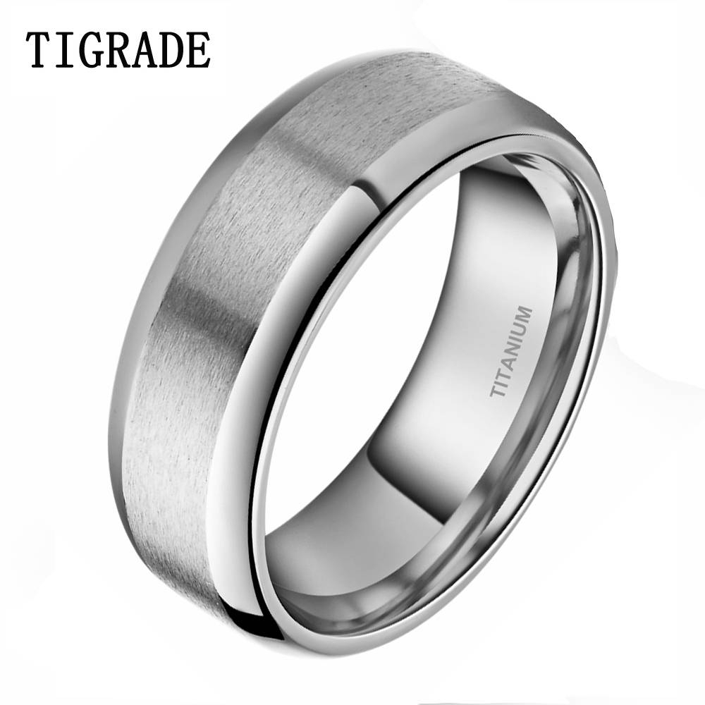 Online Get Cheap Men's Wedding Band  Aliexpress | Alibaba Within Red String Of Fate Wedding Rings (View 9 of 15)