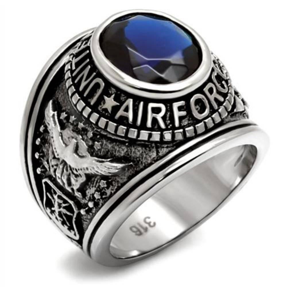 Online Get Cheap Military Wedding Rings  Aliexpress | Alibaba Throughout Military Wedding Rings (Gallery 5 of 15)