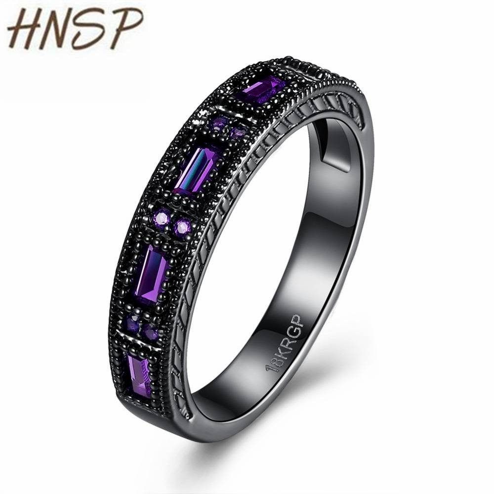 Online Get Cheap Purple Tungsten Ring  Aliexpress | Alibaba Group Regarding Women Tungsten Wedding Bands (View 9 of 15)