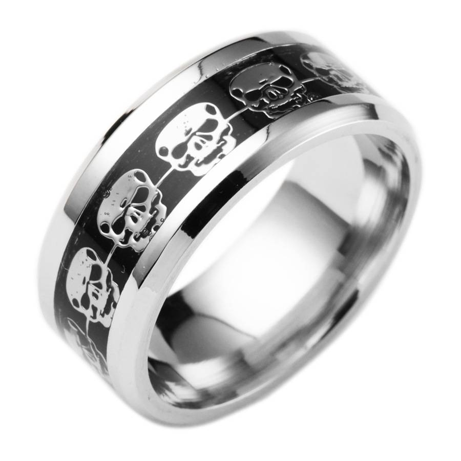 online get cheap skull wedding rings aliexpress alibaba group in mens - Skull Wedding Rings For Men
