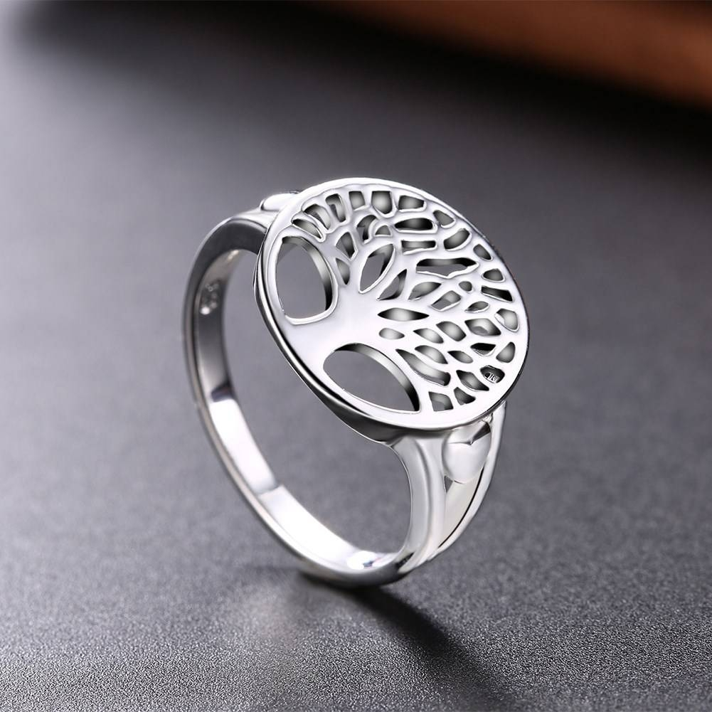 Online Get Cheap Tree Engagement Ring  Aliexpress | Alibaba Group Inside Tree Of Life Engagement Rings (Gallery 10 of 15)